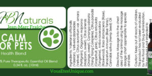 Calm-for-Pets-Animaux-de-compagnie-Hemp-Herbals-HB-Naturals-Jean-Marc-Fraiche-VousEtesUnique