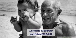 La-Recette-du-Bonheur-par-Pablo-Picasso-Jean-Marc-Fraiche-VousEtesUnique