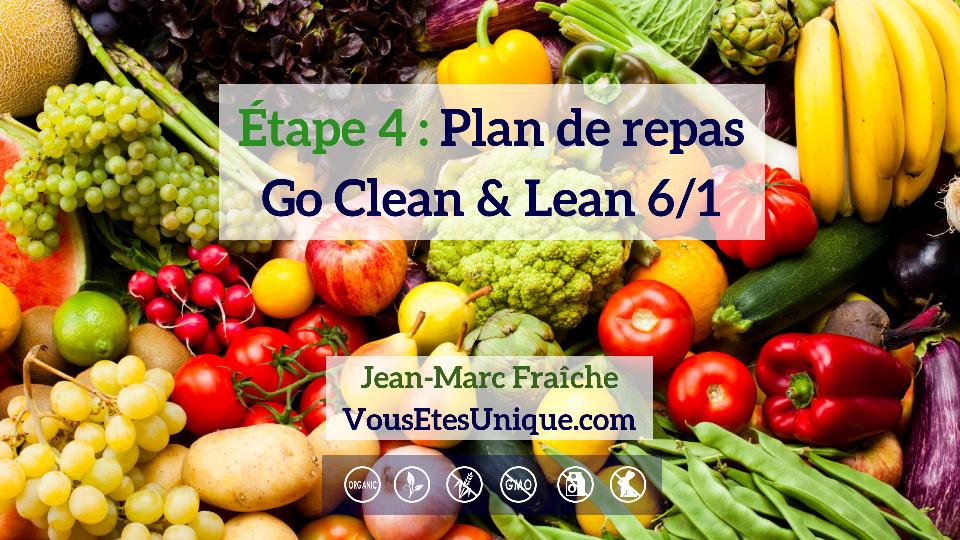 Plan-de-repas-Go-Clean-Lean-etape-4-HB-Naturals-Jean-Marc-Fraiche-VousEtesUnique