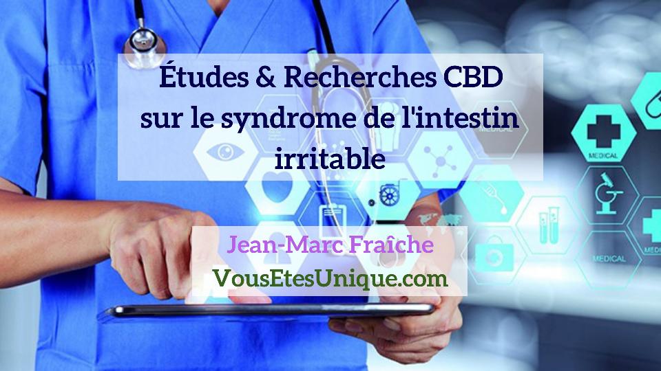 Recherches-Etudes-CBD-et-le-syndrome-de-l-intestin-irritable-Jean-Marc-Fraiche-Hemp-Herbals-HB-Naturals