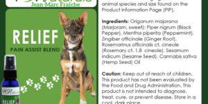 Relif-Animaux-de-compagnie-Hemp-Herbals-HB-Naturals-Jean-Marc-Fraiche-VousEtesUnique