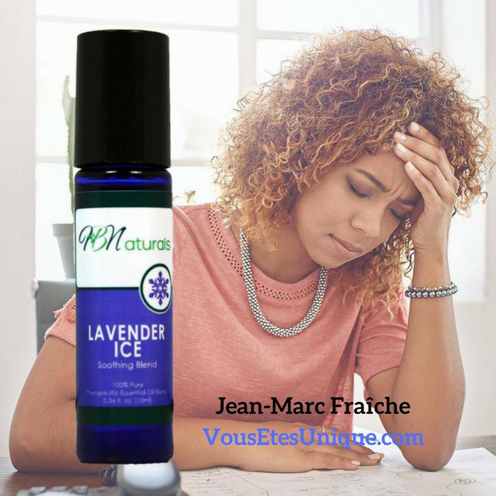 Soulager-vos-maux-de-tete-Lavender-Ice-HB-Naturals-Jean-Marc-Fraiche-VousEtesUnique