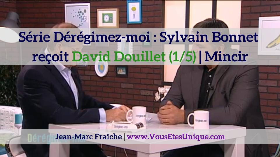 Série Dérégimez-moi avec David Douillet (1/5)