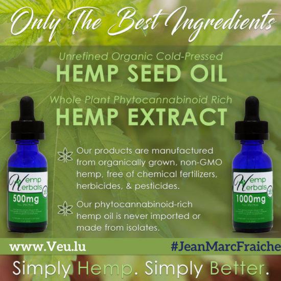 Hemp-Seed-Oil-HB-Naturals-Jean-Marc-Fraiche-VousEtesUnique